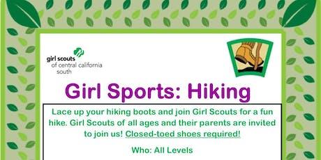 Girl Sports: Hiking - Madera County tickets