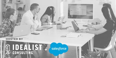 Happy Hour: Small Business Marketing and Sales Alignment with Salesforce