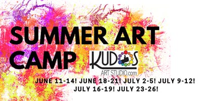 Summer Art Camp | July 2 - 5