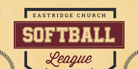 Eastridge Softball League tickets