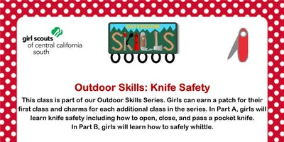 Outdoor Skills: Knife Safety Part B - Kings County