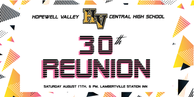 Hopewell Valley Class of 1989 Reunion