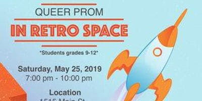 Queer Prom 2019: Lost in Retro Space!