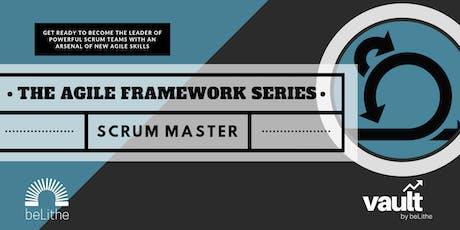 The Agile Framework Series: Scrum Master tickets