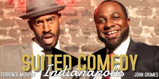 SUITED COMEDY MIDWEST TOUR: TAKING INDIANAPOLIS