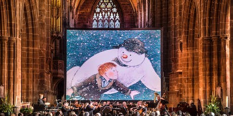 'The Snowman' film with live orchestra - Coventry Cathedral tickets