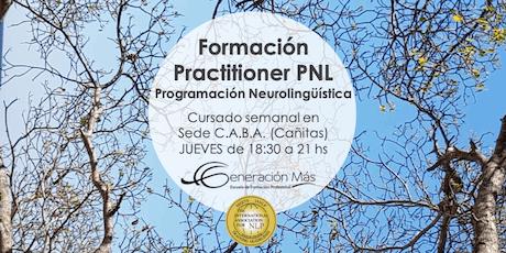 PNL - Formación con Certificación Internacional entradas