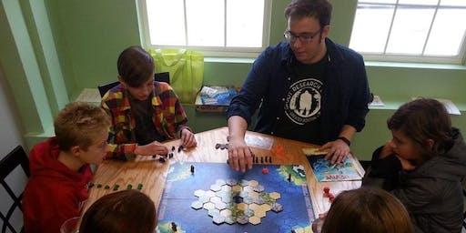 Spielbound Board Game Essentials Day Camp June