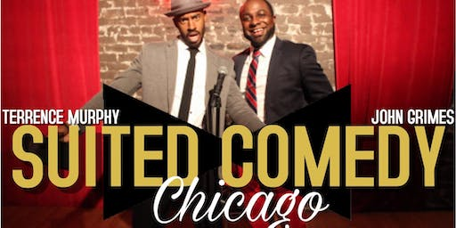 SUITED COMEDY MIDWEST TOUR: SUMMERTIME CHI