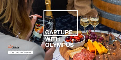 Capture with Olympus: Food (Sydney) tickets