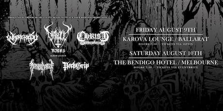 Diabolic Rites Album Launch tickets