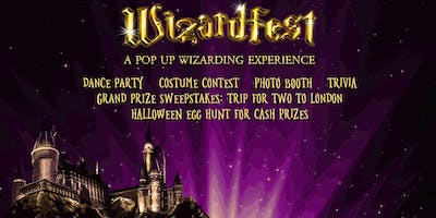 Wizardfest-A 'Harry Potter' themed Pop-Up Party