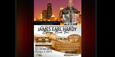 James Earl Hardy Chicago Book Tour (South)