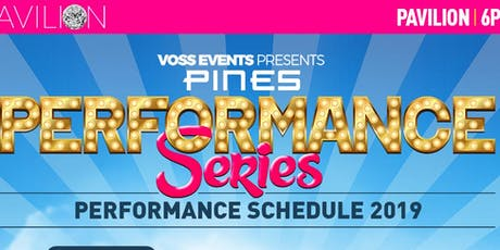 """Pines Performance Series: Lady Bunny """"Best of the Worst"""" tickets"""