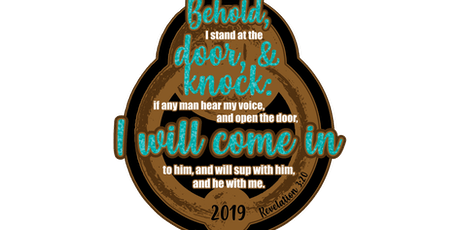 2019 I Stand at the Door and Knock 1 Mile, 5K, 10K, 13.1, 26.2 -Boston tickets