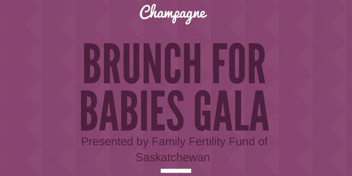 Champagne Brunch for Babies Gala