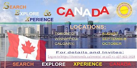 Experience Canada Conference | Calgary tickets