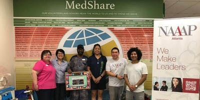 Volunteer with NAAAP Atlanta and Partners at MedShare