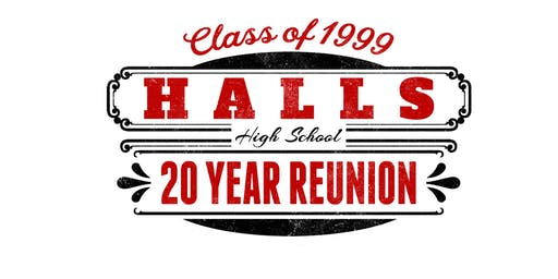 Halls High School 20 Year Reunion