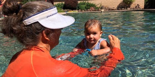 Training for Swim Instructors: Teaching Babies