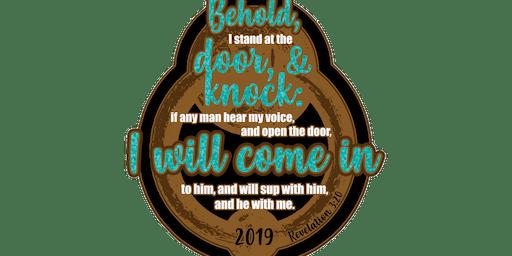 2019 I Stand at the Door and Knock 1 Mile, 5K, 10K, 13.1, 26.2 -Cincinnati