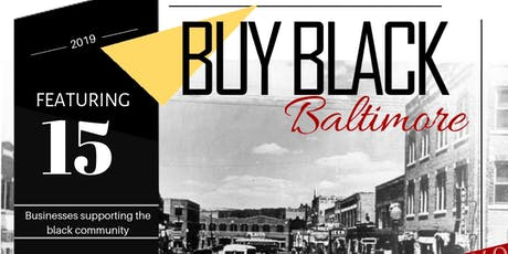 Buy Black Baltimore - Open Works Market  tickets