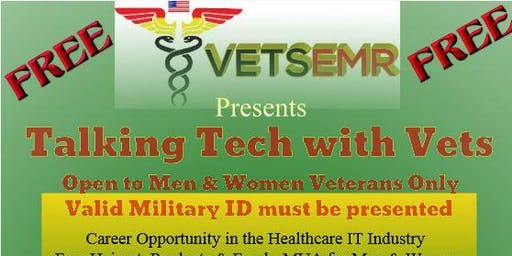 Talking Tech with Vets