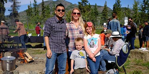 Family Fun Farm Lunch