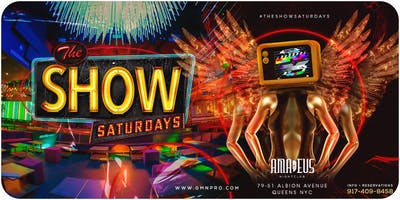 The Show Saturdays At Club Amadeus