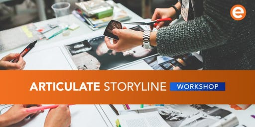 Articulate Storyline Course -  Melbourne October Intake