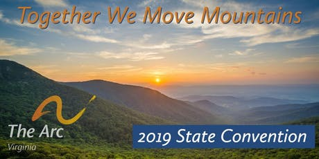 The Arc of Virginia 2019 State Convention tickets