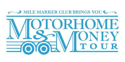 Motorhome & Money Tour | Salt Lake City, UT