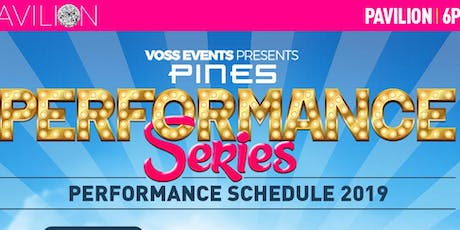 """Pines Performance Series: Bob & Monet """"Sibling Rivalry"""" tickets"""