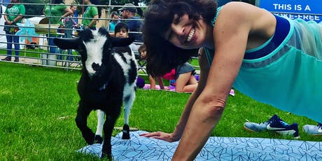 Goat Yoga in Watauga, TX! tickets