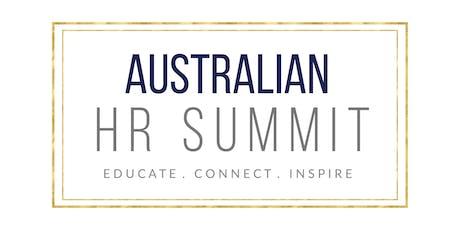 2019 Australian HR Summit tickets