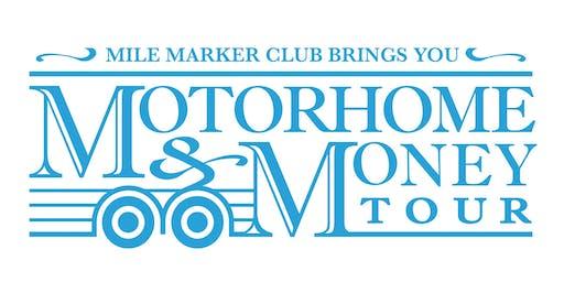 Motorhome & Money Tour | Omaha, NE