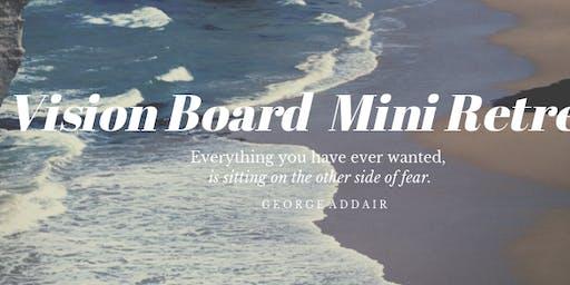 Vision Board Mini Retreat