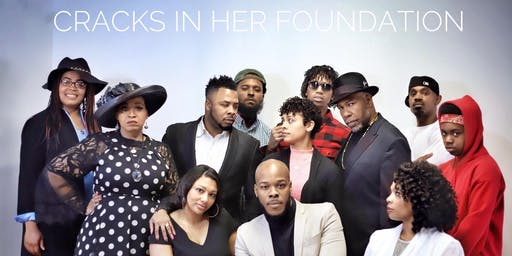 Cracks in Her Foundation: The Stage Play: Toledo