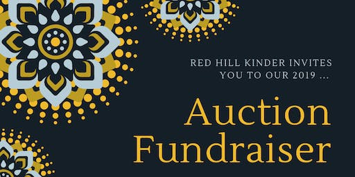 Red Hill Kinder's Auction Night 2019