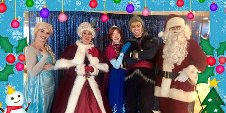 Breakfast with Santa and Friends tickets