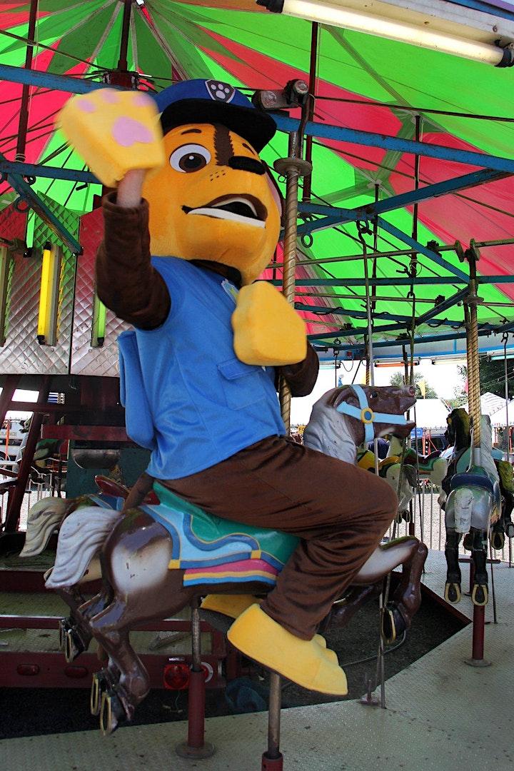 Paw Patrol Carousel Ride image