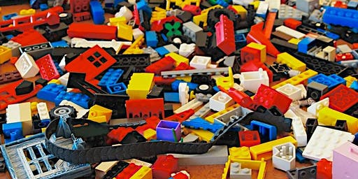 Lego Club @ Launceston Library