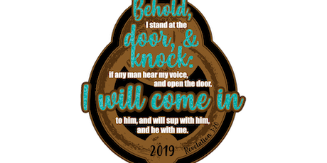 2019 I Stand at the Door and Knock 1 Mile, 5K, 10K, 13.1, 26.2 -San Antonio tickets