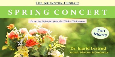 "The Arlington Chorale Concert ""Outside Going In"""
