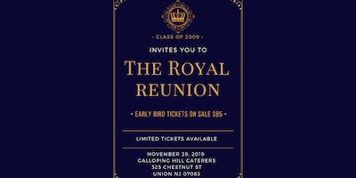 PHS Class of 2009 :The Royal Reunion