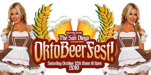 OktoBeerFest 2019 San Diego!