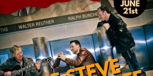 Steve Taylor Three wsg: Two Lane Bridge + Allie Aro
