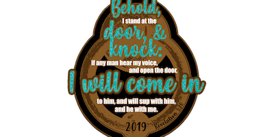 2019 I Stand at the Door and Knock 1 Mile, 5K, 10K, 13.1, 26.2 -Tallahassee