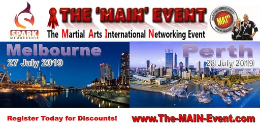 2019 The-MAIN-Event.com Melbourne Australia