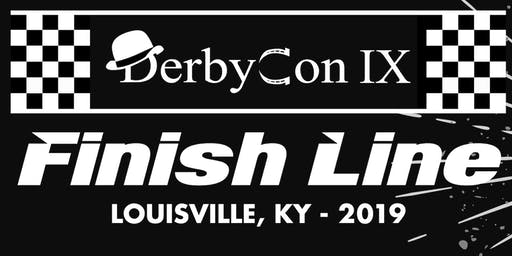 DerbyCon 2019 - 9.0 - Finish Line
